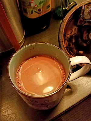 How to make your own cocoa mix to make great Mochas!