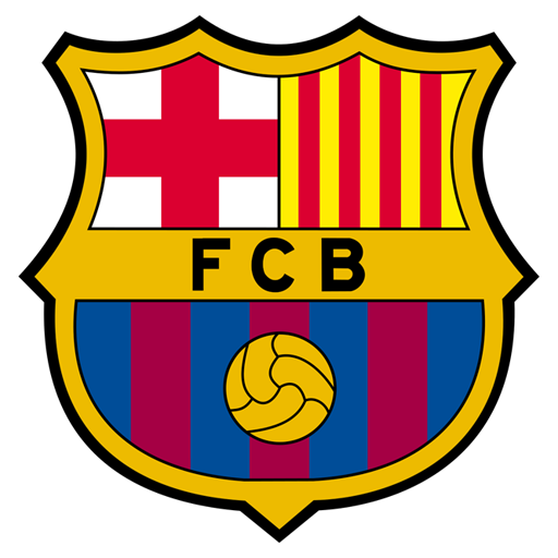 Fc Barcelona Logo 2021-2022 for Dream League Soccer 2019