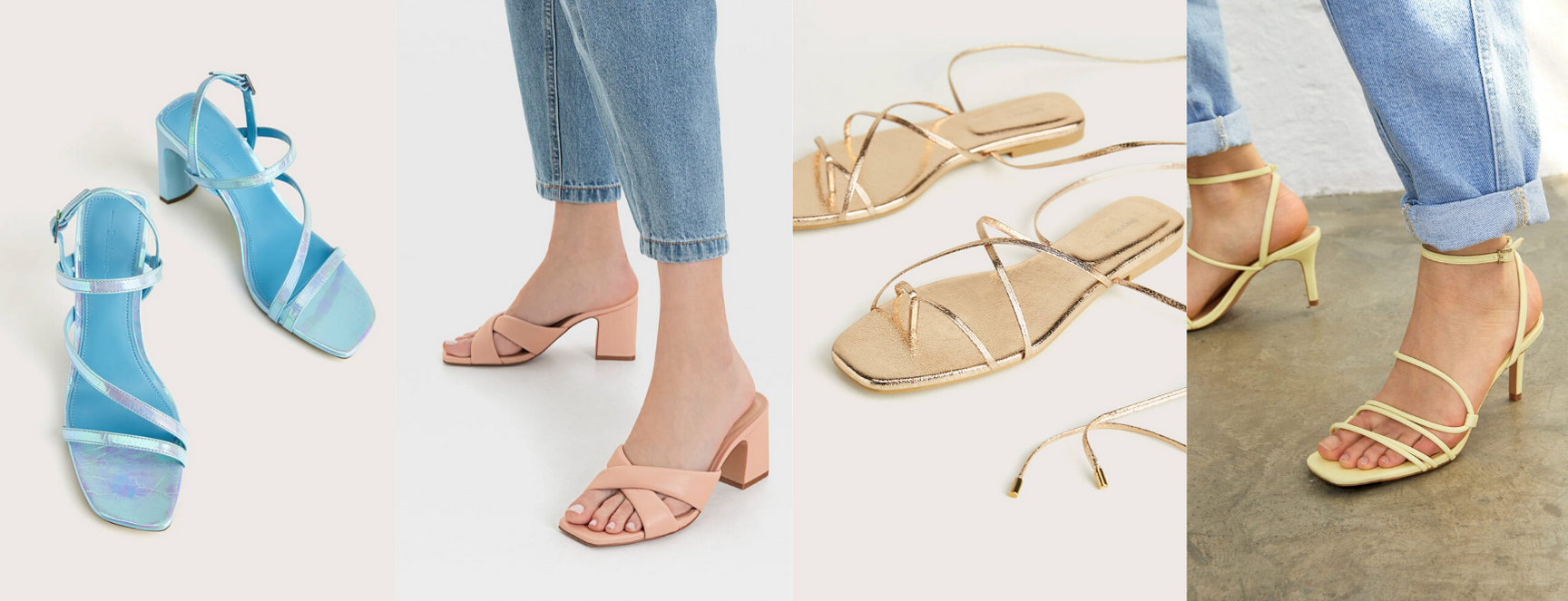 Onde Comprar Sandálias Quadradas?