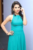 Priya Singh in a sleeveless Green Gown at Manasainodu music launch 011.08.2017 ~ Exclusive Celebrity Galleries 028.JPG