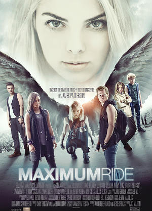 Baixar Maximum Ride Maximum Ride   Projeto Angel Dublado e Dual Audio Download