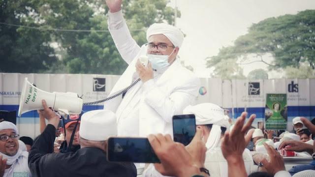 Tuhan, Kebebasan Berbicara dan Habib Rizieq Shihab