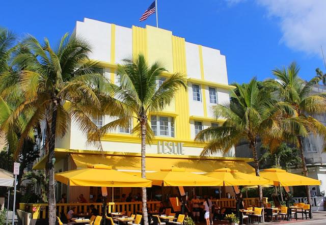 Leslie Hotel em Miami