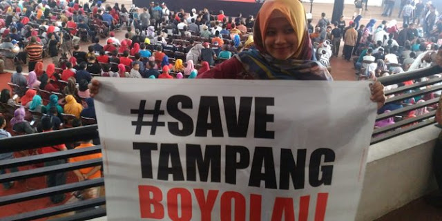 Prabowo Ucapannya Terkait Boyolali Hanya Bercanda