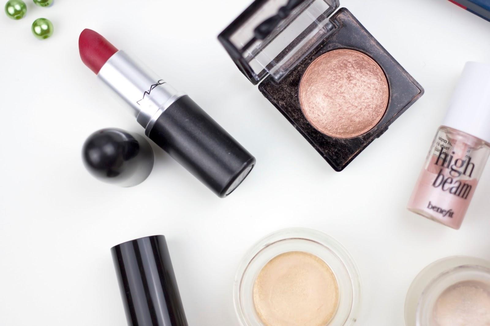 Makeup, Festive Makeup, Christmas Makeup Look, Katie Writes,