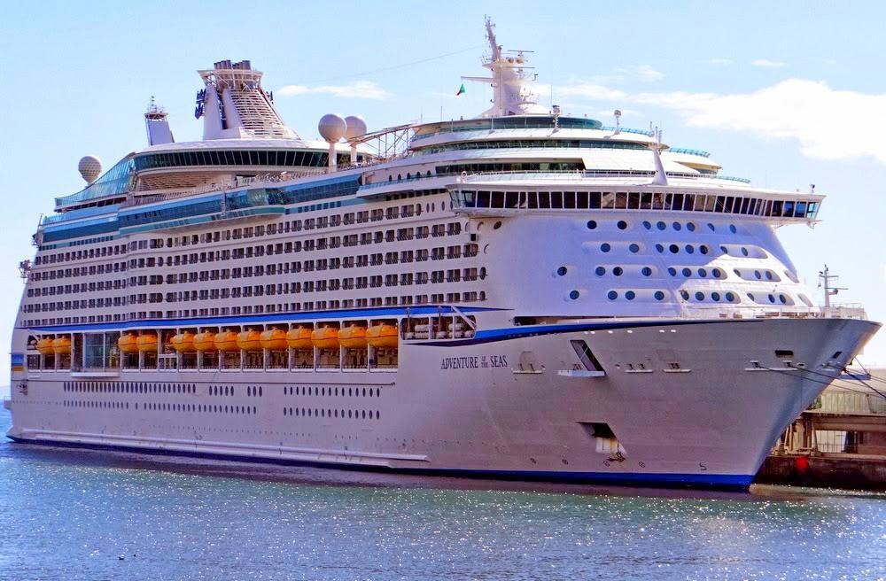 Royal Caribbean celebra o retorno do Adventure of the Seas