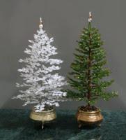 Como hacer un Arbol de Navidad con Mostacillas