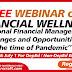 FREE WEBINARS ON FINANCIAL WELLNESS