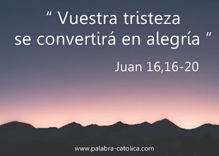 Evangelio del Día Jueves 30 de Mayo - Lectura y Salmo de hoy