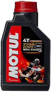 best engin oil- Motula 7100 4T