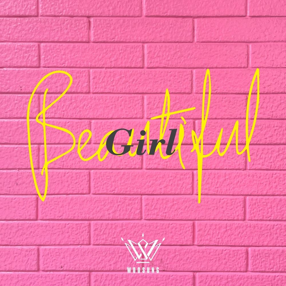KIM WOO SUNG (The Rose) – Beautiful Girl – Single