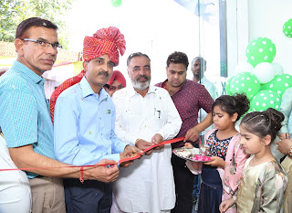 BKT launches exclusive showroom and information centre for agricultural tires in Rajasthan