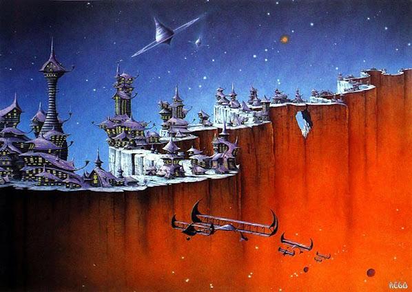 Música espacial