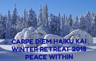 Carpe Diem Winter Retreat 2018 - Peace
