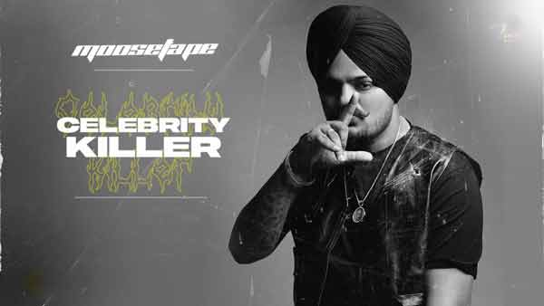 moosetape celebrity killer sidhu moose wala lyrics