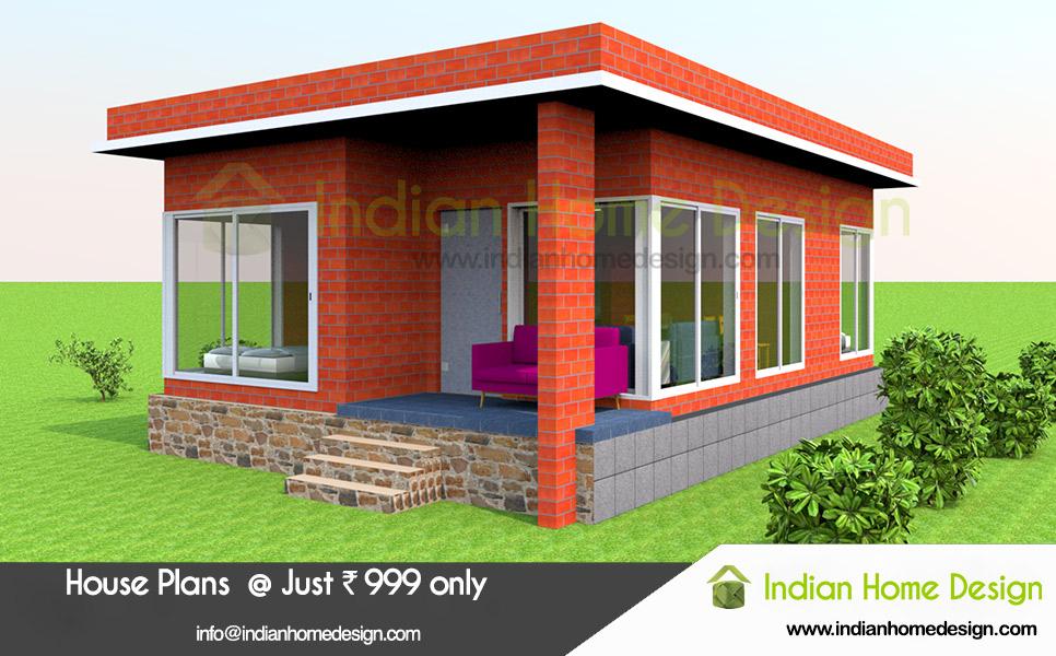 Typical Kerala house plans