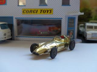 Trophy BRM F1