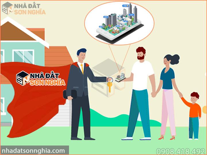Lựa chọn sàn giao dịch ký gửi bán nhà uy tín