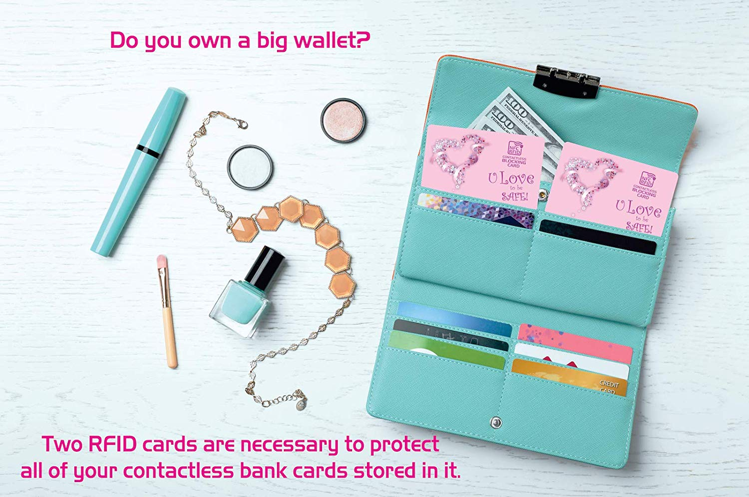 9855581d7cd9 True Beauty Comes From Within: THE MOST STYLISH RFID BLOCKING CARD ...