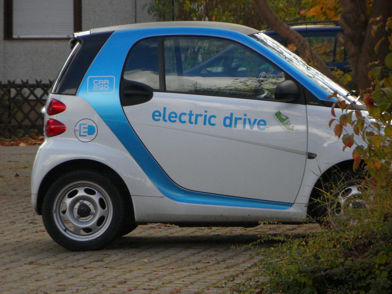 venta de coches eléctricos usados