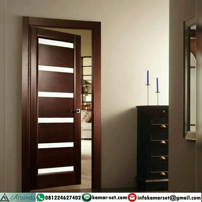 Desain Pintu Kaca Yang Bagus | Model Pintu Kaca Sederhana ...