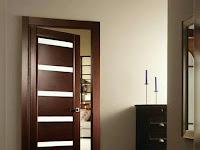 Desain Pintu Kaca Yang Bagus | Model Pintu Kaca Sederhana