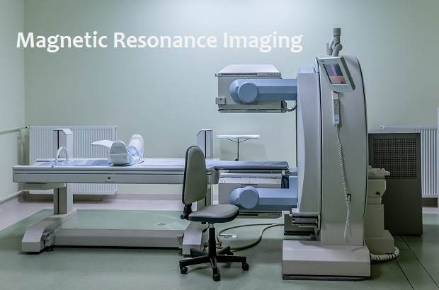 Magnetic resonance imaging scan
