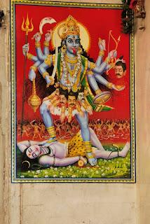 Navratri Durga Puja
