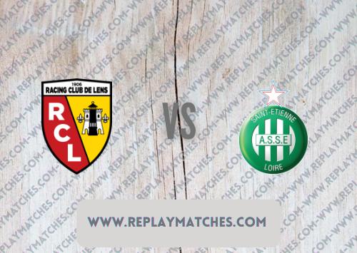 Lens vs Saint-Etienne -Highlights 15 August 2021