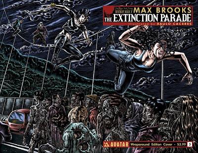 """""""The Extinction Parade"""" di Max Brooks presto in TV?"""