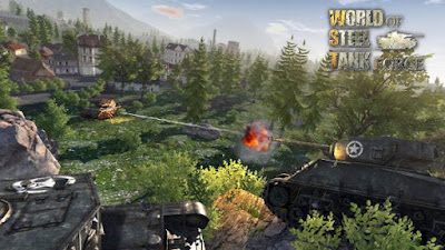 World of Steel Tank Force Apk 3
