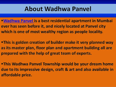 Wadhwa Panvel group