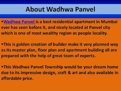 Wadhwa Panvel group