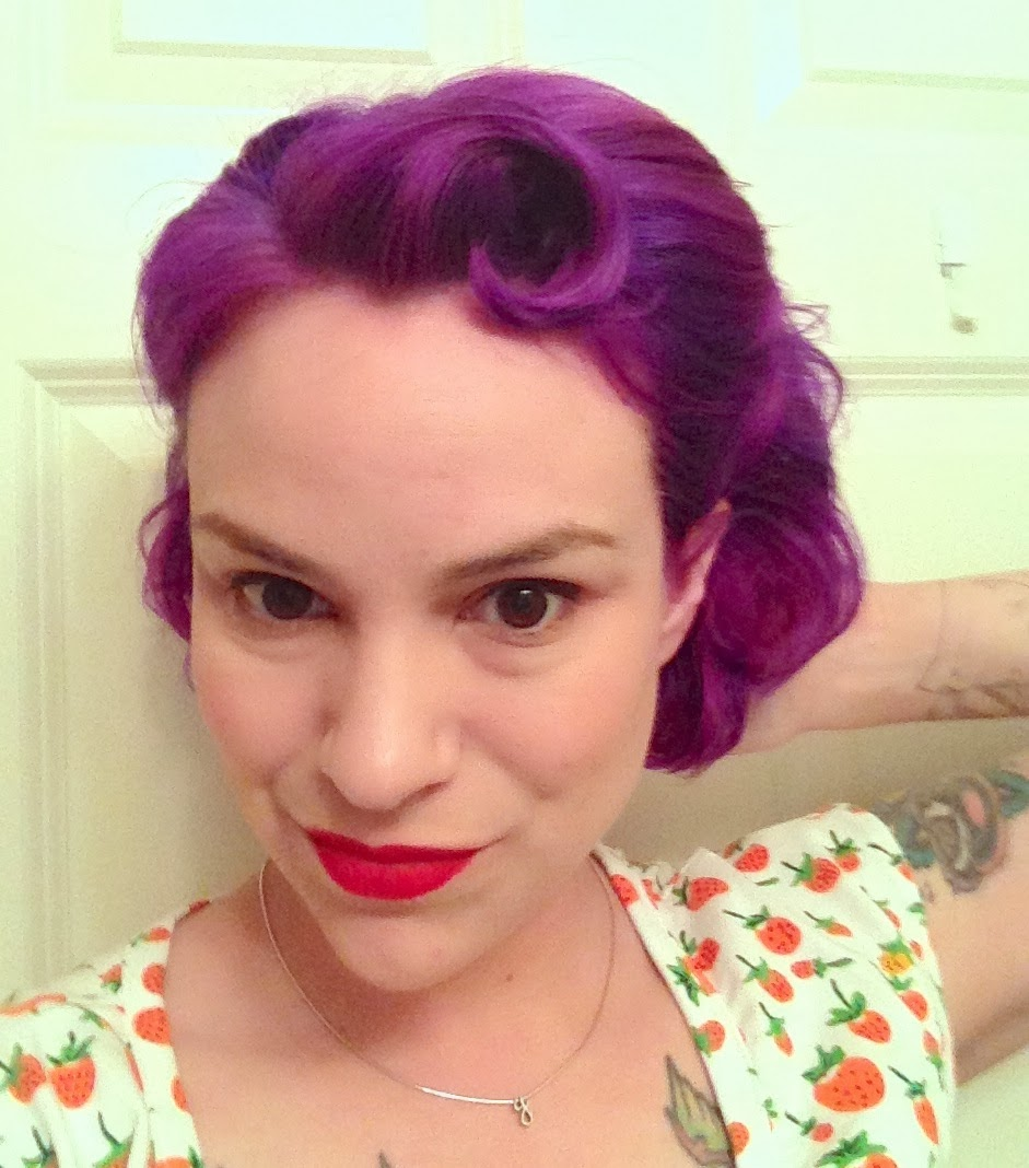 Swell Gertie39S New Blog For Better Sewing Easy Retro Hairstyle For Short Hairstyles For Black Women Fulllsitofus