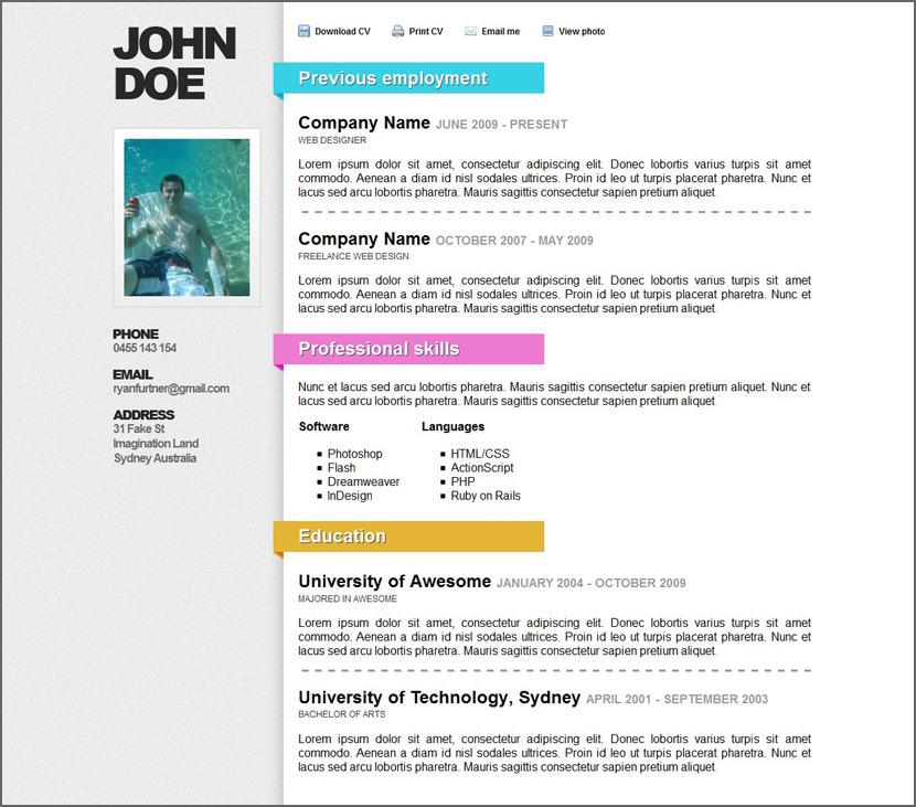 Resume Advisor Find Best Resume Builder Templates Example Sample