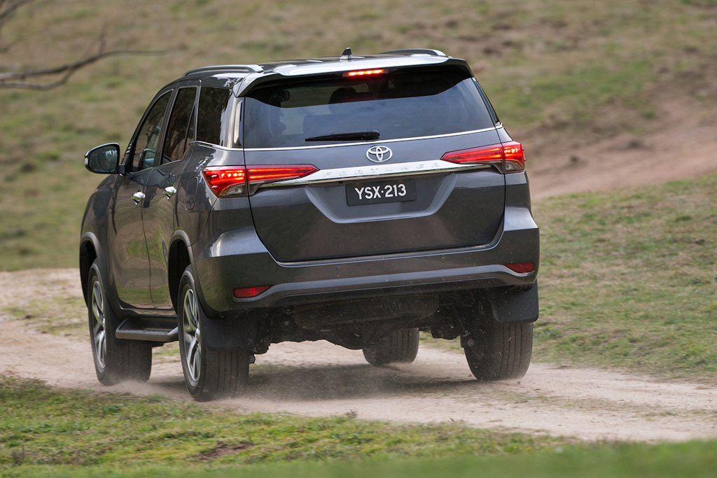 Highlander Vs 4Runner >> UPDATED: 2016 Toyota Fortuner: This is It! (w/ Thailand Market Specs) | Philippine Car News, Car ...