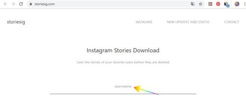 Cara Download Instagram Stories ke PC atau Ponsel