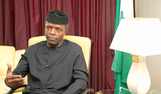 Osinbajo meets task force on cost of food