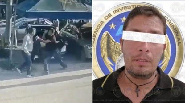 Luis Manuel buscó justicia por propia mano y ejecuto al vi0lador de su hija; fue detenido
