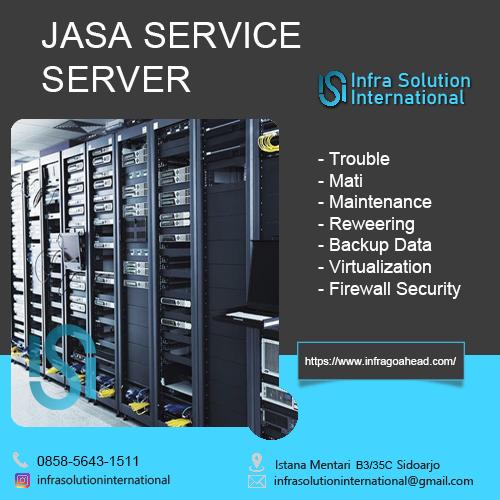 Service Server Jember Enterprise