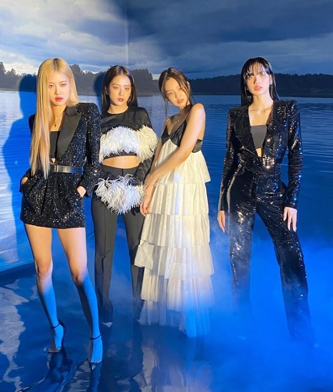 Blackpink Vogue Korea March 2020 Issue