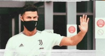 مدرب يوفنتوس يعلن قرار كريستيانو النهائي في الرحيل عن النادي.