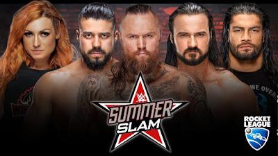 क्या आपको पता है WWE 5 ड्रीम मैच जो SummerSlam 2019 हो सकते है