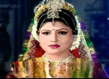 Pinky Parikh Desai Acted in Ramanand Sagar Jay Shri Krishna as Laxmi Ji, Rukmini Ji, Yamuna Ji, Durga Ji