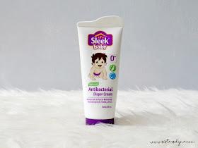 Sleek Baby Antibacterial Diaper Cream