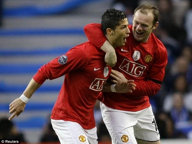 Ronaldo dan Rooney