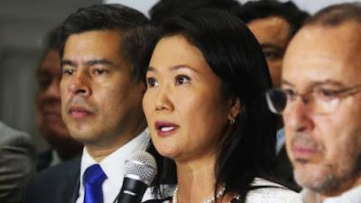 Luis Galarreta: Keiko Fujimori debe ser candidata a la presidencia el 2021