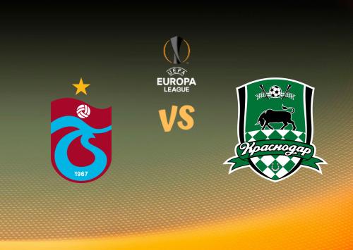 Trabzonspor vs Krasnodar  Resumen