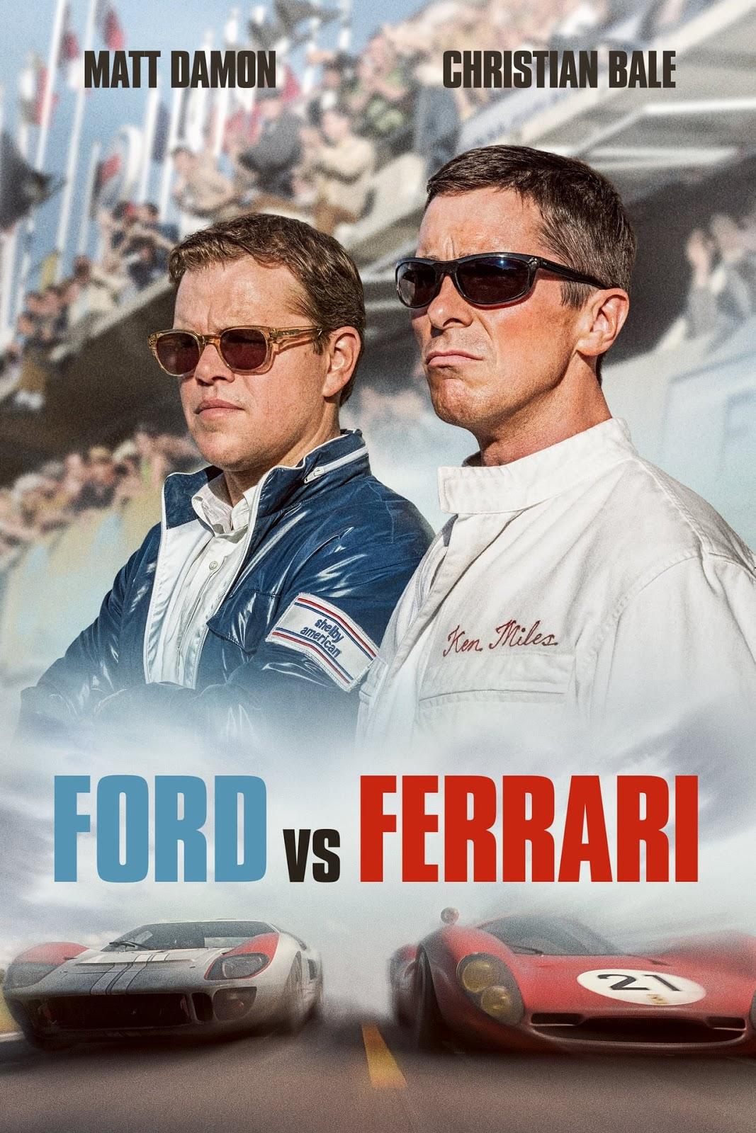 Download Full Movie Ford vs Ferrari 2019