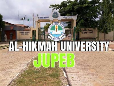 Al-Hikmah University Joint Universities Preliminary Examinations Board (JUPEB) Programmes